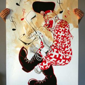 Herr SchulzeDer Clown 33er Auflage