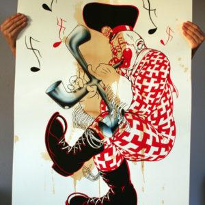 Herr SchulzeDer Clown 7er Auflage
